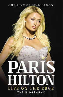 Paris Hilton by Chas Newkey-Burden