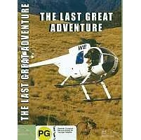 The Last Great Adventure on DVD image
