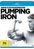 Pumping Iron on Blu-ray
