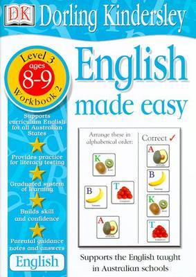 English Made Easy Level 2 (Age 8-9): Workbook 2 by Dorling Kindersley