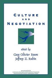 Culture and Negotiation image