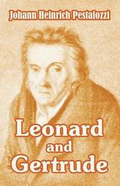 Leonard and Gertrude by Johann Heinrich Pestalozzi image