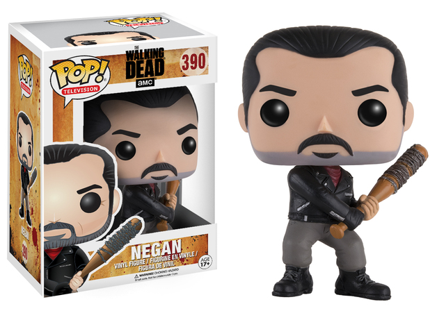 The Walking Dead - Negan Pop! Vinyl Figure