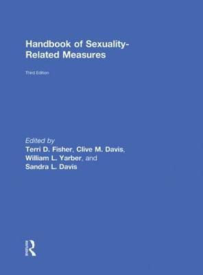 Handbook of Sexuality-Related Measures by Terri D Fisher