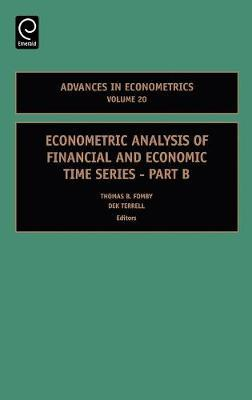 Econometric Analysis of Financial and Economic Time Series image
