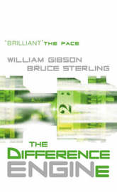 The Difference Engine by William Gibson image