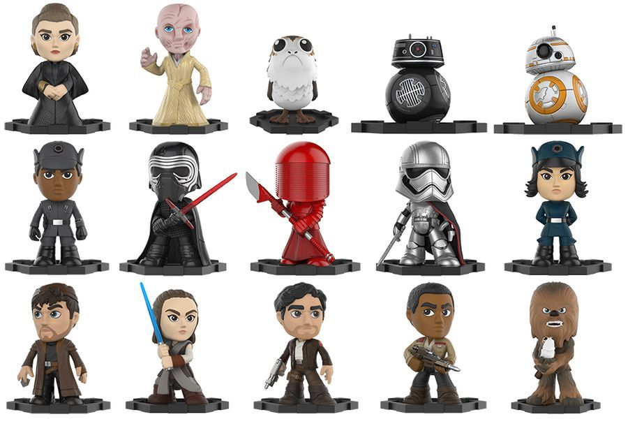 Star Wars: The Last Jedi - Mystery Minis (Blind Box) image