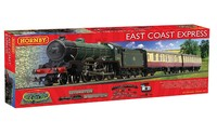 Hornby: East Coast Express Train Set