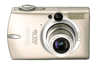 Canon Digital Camera 7MP IXUS 750 image