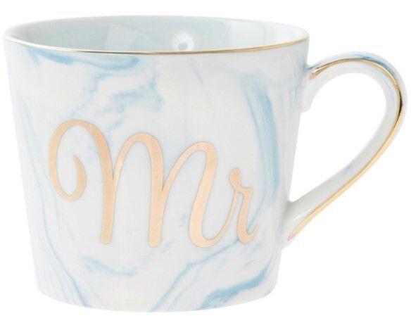 Marble Mug - Mr
