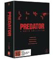 Predator 1-4 Boxset on DVD