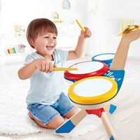 Hape: Drum & Cymbal - Music Set