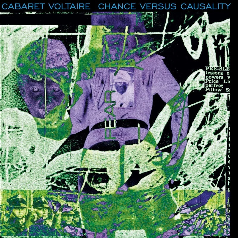 Chance Versus Causality by Cabaret Voltaire image