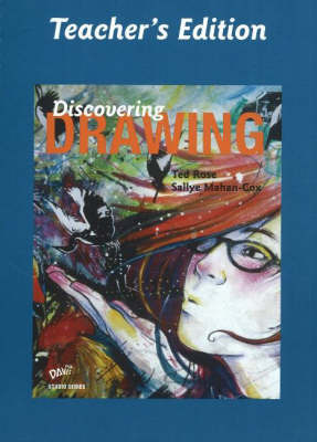 Discovering Drawing: Teacher's Edition by Ted Rose image
