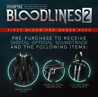 Vampire: The Masquerade – Bloodlines 2 First Blood Edition for PC image