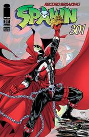 Spawn - #301 (Cover B) by Todd McFarlane