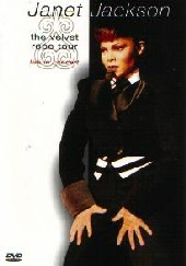 Janet Jackson on DVD
