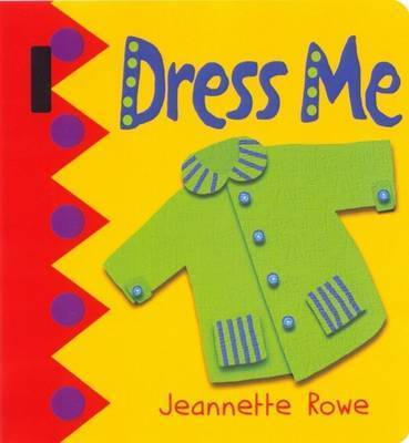 Baby Boo's Buggy Books: Dress Me