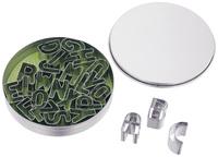 Judge Bakeware - Set 26 Small Alphabet Cutters image