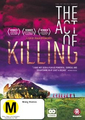 The Act of Killing on DVD