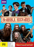Horrible Histories - Series 2 DVD
