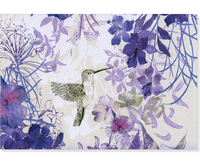 Hummingbird Note Cards (14 Cards/Envelopes) image