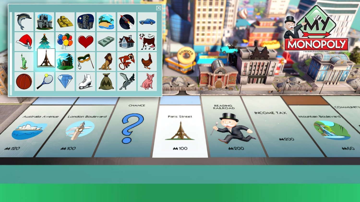 Monopoly Family Fun Pack for Xbox One image
