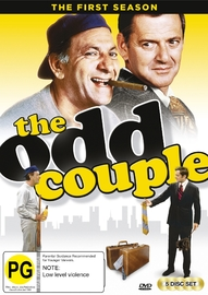 The Odd Couple - The First Season on