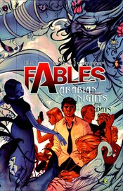 Fables TP Vol 07 Arabian Nights And Days by Bill Willingham