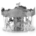 Metal Earth: Merry Go Round - Model Kit