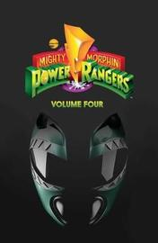 Mighty Morphin Power Rangers Vol. 4 by Kyle Higgins