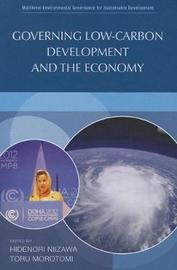 Governing low-carbon development and the economy by United Nations University