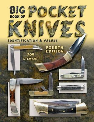 Big Book of Pocket Knives by Ron Stewart image