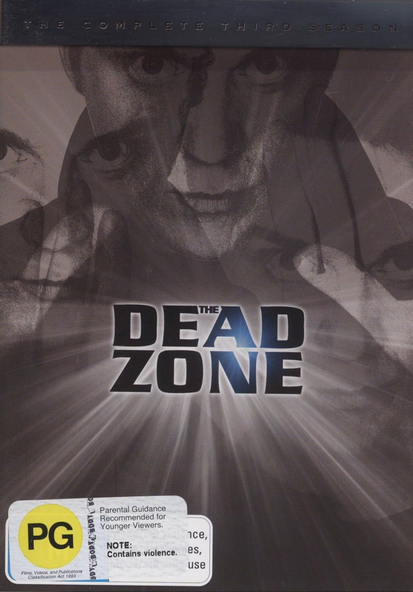 Dead Zone - Complete Season 3 (3 Disc Set) on DVD image
