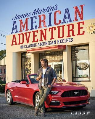 James Martin's American Adventure by James Martin image