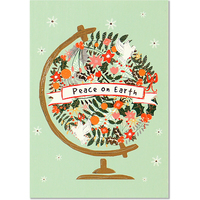 Peter Pauper: Boxed Christmas Cards - Peace (20 Pack)