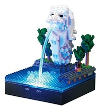nanoblock: Sites To See - Merlion (LED)