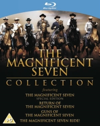 The Magnificent Seven Collection on Blu-ray