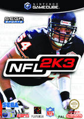 NFL 2K3 for GameCube