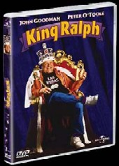King Ralph on DVD