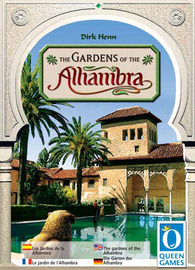 The Gardens of the Alhambra image