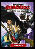 Dreamworks' Dragons: Riders of Berk: Volume 5: The Legend of Ragnarok (How to Train Your Dragon TV) by Simon Furman