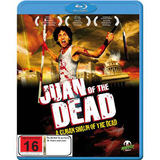 Juan of The Dead on Blu-ray