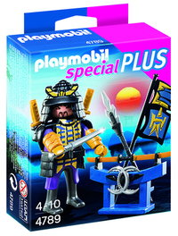 Playmobil: Special Plus - Samurai with Weapon (4789)