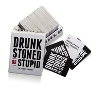 Drunk, Stoned, or Stupid - Card Game image