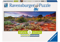 Ravenburger - Magical Desert Puzzle (1000pc)