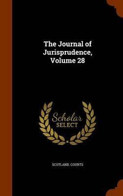 The Journal of Jurisprudence, Volume 28 image