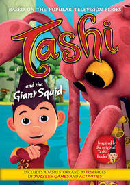 Tashi and the Giant Squid by Anna Fienberg