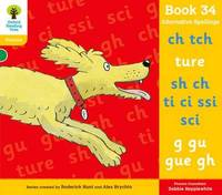 Oxford Reading Tree: Level 5A: Floppy's Phonics: Sounds and Letters: Book 34 by Debbie Hepplewhite