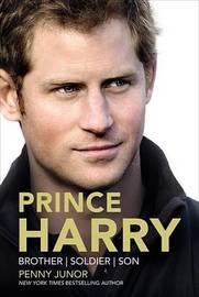 Prince Harry by Penny Junor
